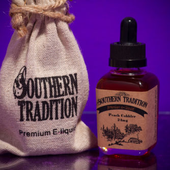 XL Vapors - Southern Tradition - Peach Cobbler