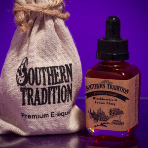 XL Vapors - Southern Tradition - Blackberries & Cream
