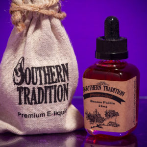 XL Vapors - Southern Tradition - Banana Puddin
