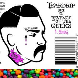 XL Vapors - Teardrip - Revenge of the Geeks