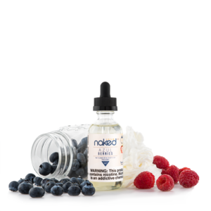 NAKED 100 – AZUL BERRIES 60ML